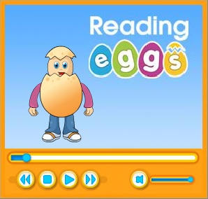 Click here to take you to Reading Eggs